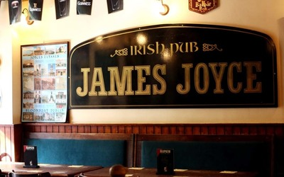 James Joyce - Photos